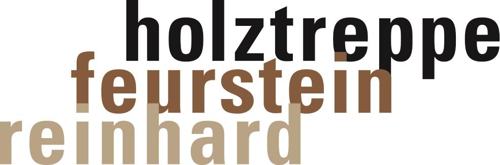 holztreppe feurstein reinhard Logo